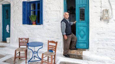 Wolfgang Bernauer: Φωτογραφίζοντας τα ελληνικά χωριά