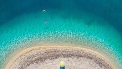 Δήμος Λευκάδας: Πεντακάθαρη η παραλία Αμμόγλωσσα-Κάστρο