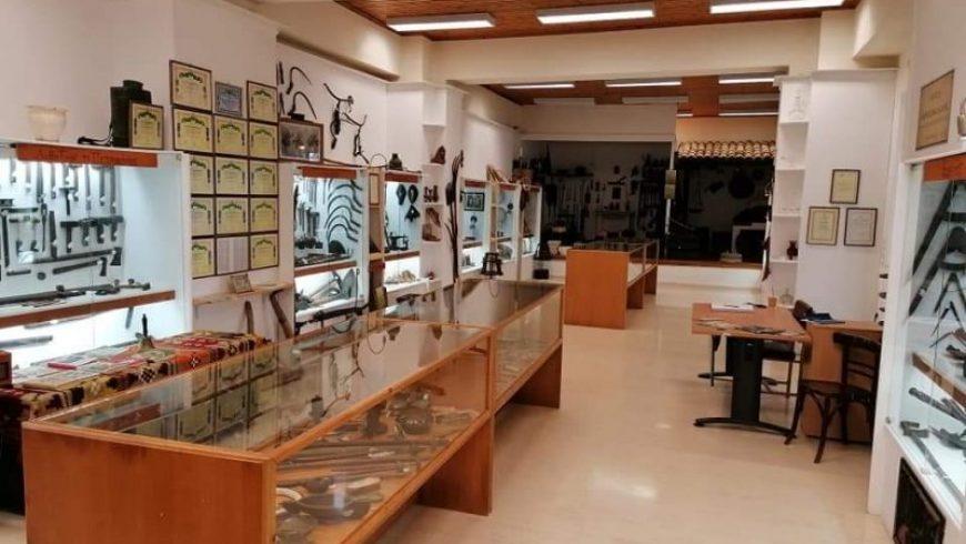Ωράριο λειτουργίας του Κοντομίχειου Λαογραφικού Μουσείου Καβάλου