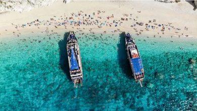 Η Λευκάδα είναι (και) οι παραλίες της