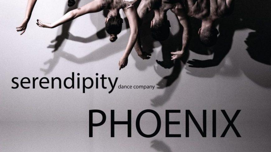 Η ομάδα σύγχρονου χορού Serendipity παρουσιάζει την παράσταση «Phoenix»