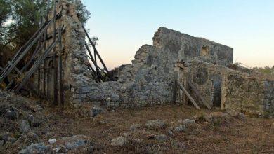 Ιερά Αγρυπνία στον ερειπωμένο ναό Αγ. Γεωργίου στο Πέραμα Καλλιγονίου Λευκάδος