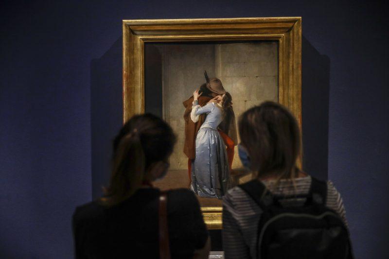 Επίσκεψη στο μουσείο με συνταγή γιατρού για τους Βέλγους με burn out