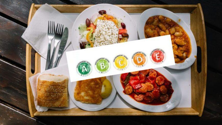 Οι νέες συσκευασίες θα σε ενημερώνουν πόσο «πράσινη» είναι η τροφή σου τελικά