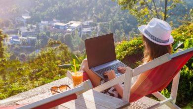 Ψηφιακός νομάς αποκαλύπτει: Πώς θα ζήσω στην Ελλάδα με 10 ώρες δουλειά/εβδομάδα