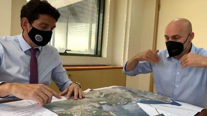 Δήμος Λευκάδας: Συναντήσεις Δημάρχου στην Αθήνα 29.9.2021